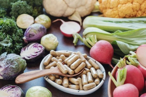 Cruciferous,Vegetables,Capsules,,Dietary,Supplements,For,Healthy